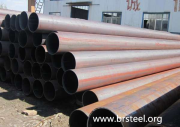 LSAW ASTM A53 steel pipe
