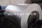 Orange Peel Stucco Embossed Aluminum Coil